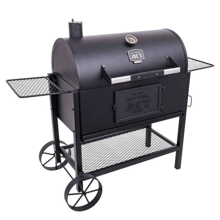 Judge Charcoal Grill