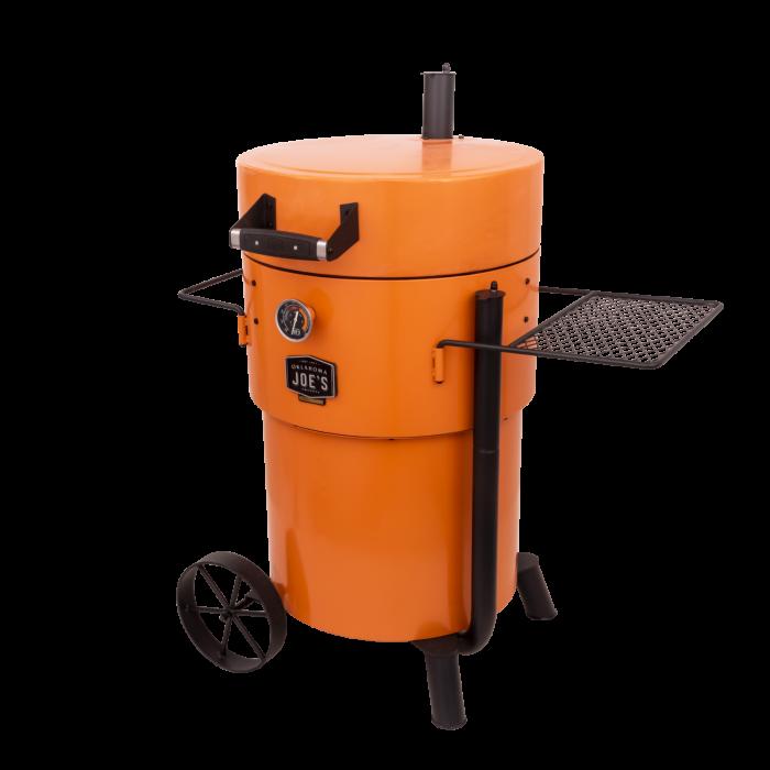 Bronco Pro Drum Smoker