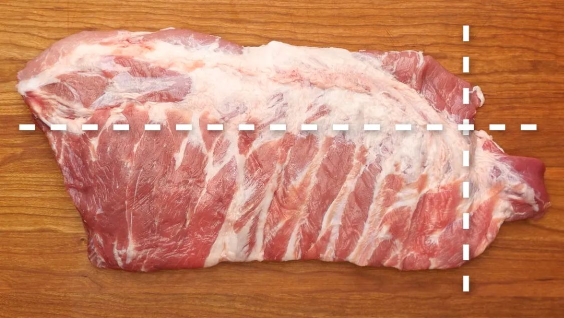 How to Cut St Louis Style Ribs  Oklahoma Joes