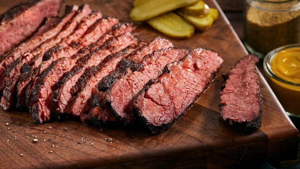 Smoked Corned Beef Oklahoma Joe S