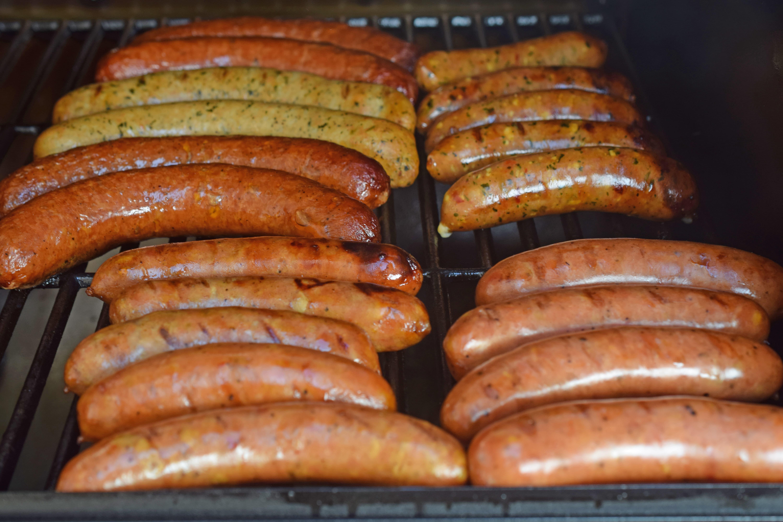 How To Smoke Sausages On An Offset Pit Oklahoma Joe S