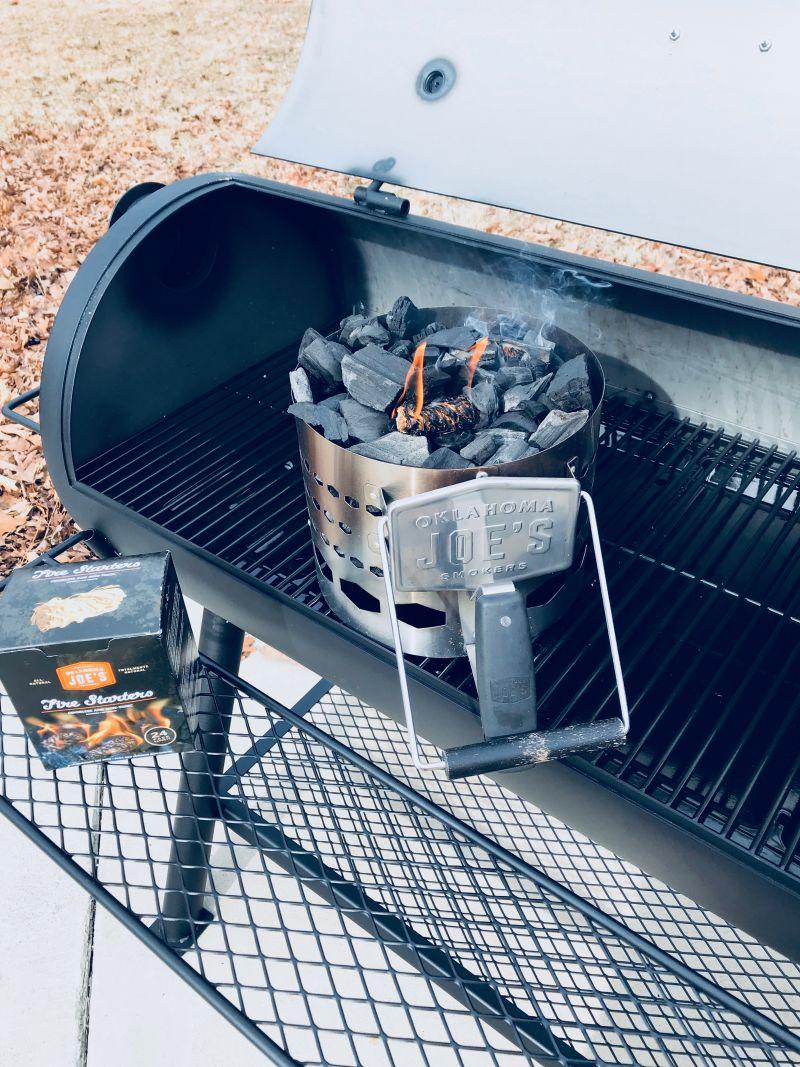 How to Season a New Smoker | Oklahoma Joe's®