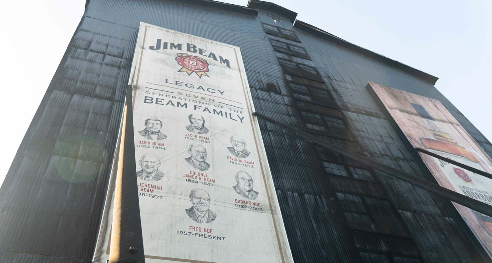 Jim Beam bourbon legacy is built on family and generational traditions